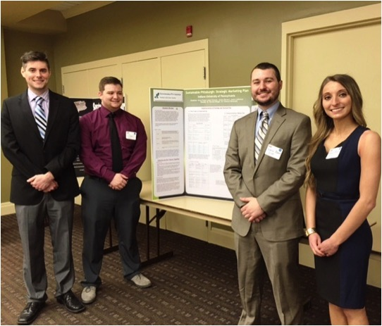 Third Place Marketing Plan Competition Winners