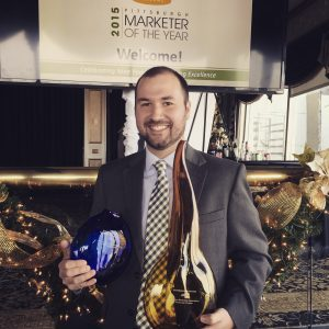 Dan Prokop, MECCO - Marketer of the Year 2015