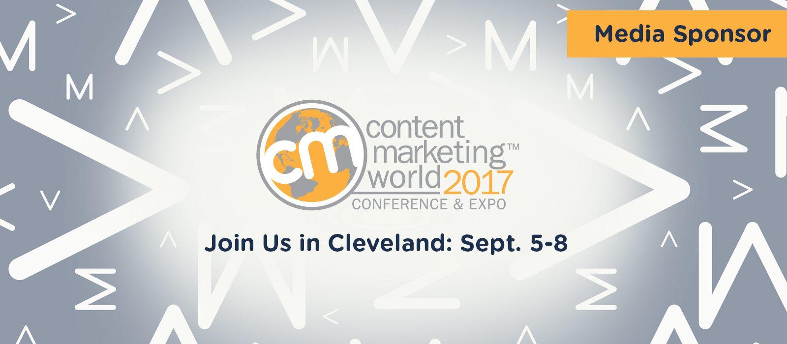 CMWorld 2017 Media Sponsor