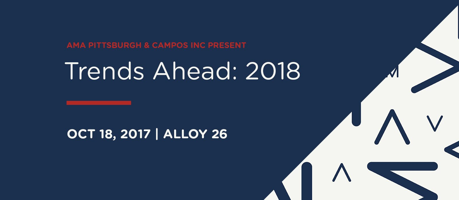 Trends Ahead 2018